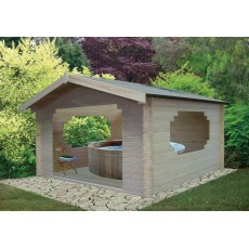 Bere Hot Tub Cabin