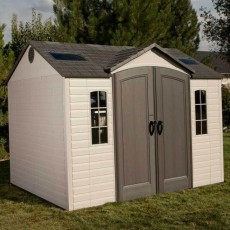 All Plastic Sheds