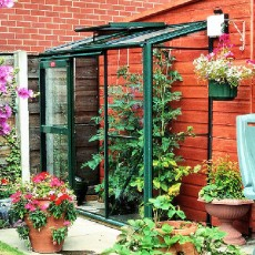 The Elite Kensington 4 Greenhouse Range (4ft 5in wide)