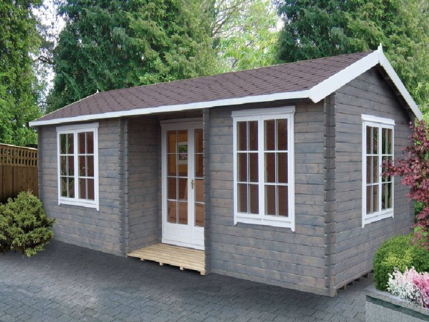 Shire Elveden Log Cabin - For Far More Than Just Garden Storage