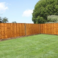 3ft High (915mm) Mercia Closeboard Vertical Hit and Miss Fencing Packs