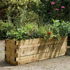 6 x 2 (1800mm x 450mm) Caledonian Raised Bed