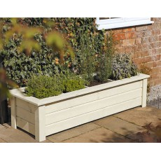 2 x 1  (approx) Banburgh Herb Planter