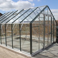 "10'5"" (3.20m) Wide Elite Supreme Aluminium Greenhouse Range"