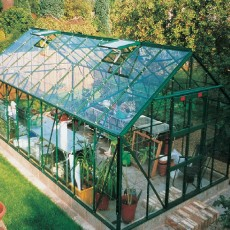 "10'5"" (3.20m) Wide Elite Supreme Colour Greenhouse Range"