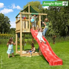 Jungle Gym Lodge Climbing Frame