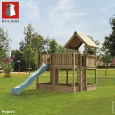 Hy-Land Project 5 Climbing Frame