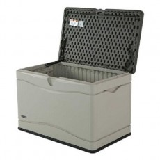 3 x 2 (990mm x 610mm) Lifetime Plastic Storage Box - 300 litres