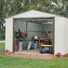 12' Wide (3.66m) Rowlinson Murryhill Metal Garage Range