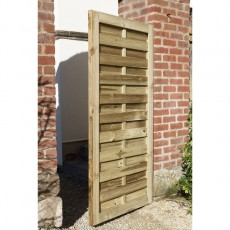 6ft High (1800mm) Grange Elite St Esprit Gate - Pressure Treated