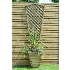 Grange Elite Tapered Planter - Pressure Treated