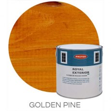 Protek Royal Exterior Paint 5 Litres - Golden Pine