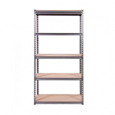 6ft High Globel Heavy Duty 5 Tier Shelving 150