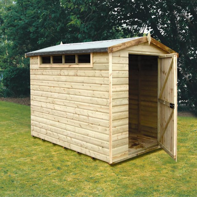 Goodwood Security Professional Shed