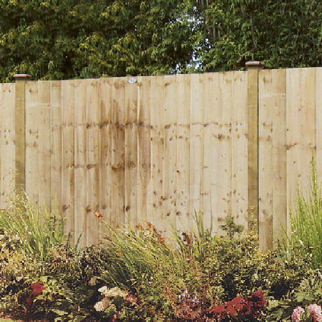 Grange Professional Pressure Treated Feather Edge Fencing