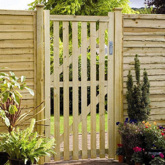 Grange Pale Gate - Pressure Treated