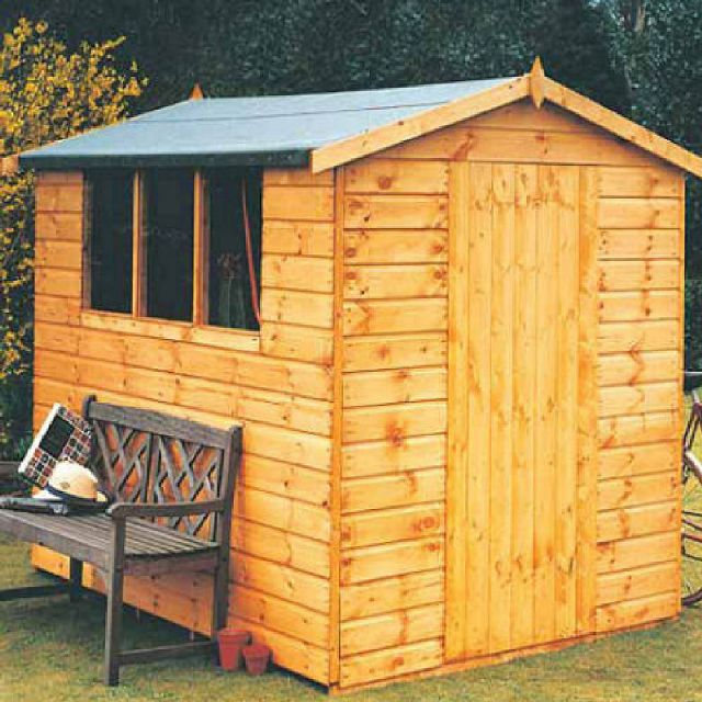 Goodwood Lewis Professional Apex Shed