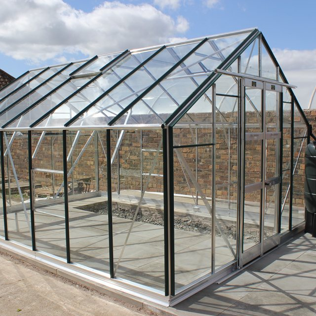 Elite Supreme Aluminium Greenhouse