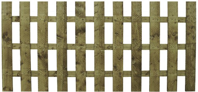 Palisade Flat Top Fencing Pack
