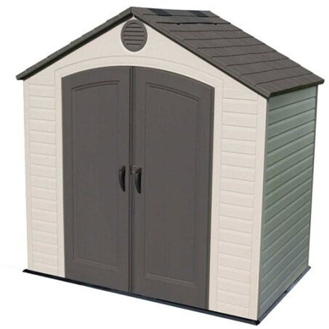 Lifetime Plastic Shed