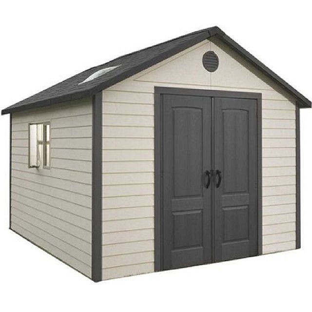 11ft Wide Lifetime Plastic Shed