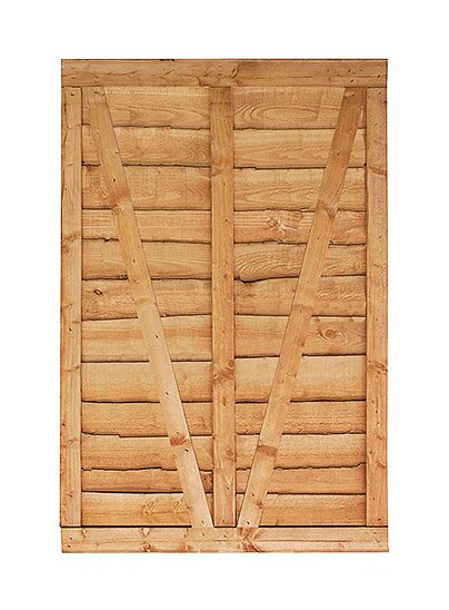 4ft High Mercia Waney Edge (Lap) Gate