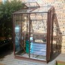 Elite Windsor Coloured Lean To Greenhouse Package