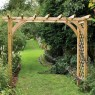 Forest Ultima Pergola Arch - Large