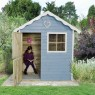5 x 5 (1.5m x 1.5m) Forest Thyme Kids Kabin Playhouse Pressure Treated