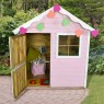 4 x 4 (1.2m x 1.2m) Forest Sage Playhouse Pressure Treated