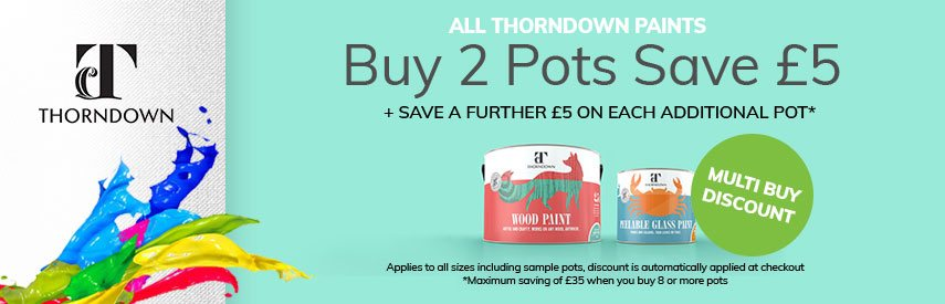 Thorndown Multibuy - Cat