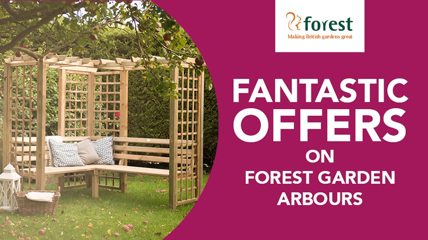 Forest arbour 1