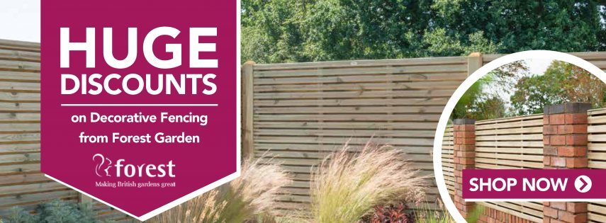 Forest Decorative Fencing