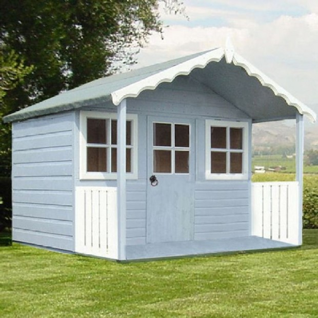 Shire Stork 6ft x 4ft Playhouse