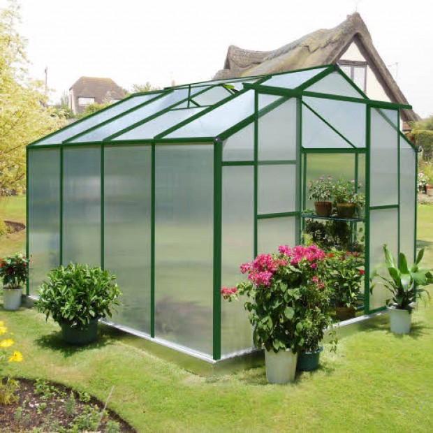 A New Greenhouse for the New Year?