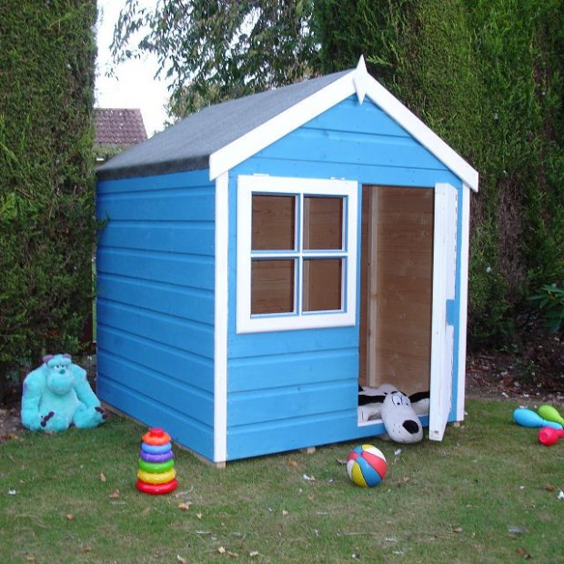 Customer Stories: the Shire Playhut Playhouse