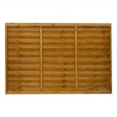 Mercia 4ft High (1220mm) Mercia Waney Edge (Lap) Fence Panels