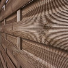 4ft High Mercia Fernwood Pressure Treated Fence Panels
