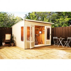 10 x 8 (2.94m x 2.42m) Mercia Helios Summerhouse