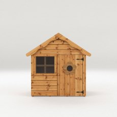 Mercia 4 x 4 (1.40m x 1.30m) Mercia Snug Playhouse