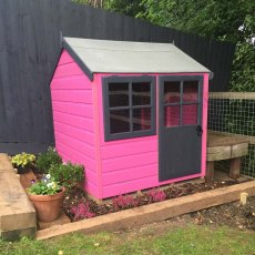 Shire 4 x 4 (1.19m x 1.19m) Shire Bunny Playhouse
