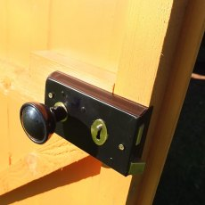 Shire Security Professional Shed - Door lock