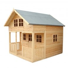 Shire Lodge Two Storey Playhouse - Isolated