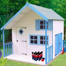 7 x 6 (2.09m x 1.79m) Crib Playhouse