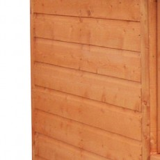 Shire 6 x 4 (1.79m x 1.19m) Wild West Playhouse