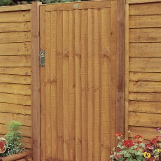 6ft High (1810mm) Grange Closeboard Gate