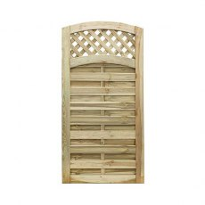 Grange 6ft High (1800mm) Grange Elite St Meloir Gate - Pressure Treated