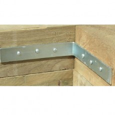 Grange 4ft (1.2m) Long Grange Jigsaw Sleepers (Pack of 4)