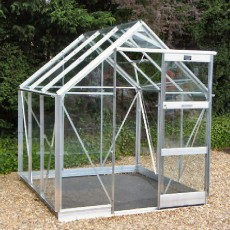 6'3' (1.90m) Wide Elite Craftsman Aluminium Greenhouse PACKAGE Range