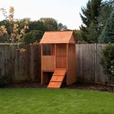 4 x 4 (1.2m x 1.2m) Shire Lookout Playhouse